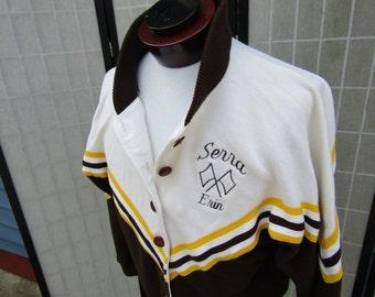 Varsity Letter Sweater; Cheerleader, Tennis, Track & Field