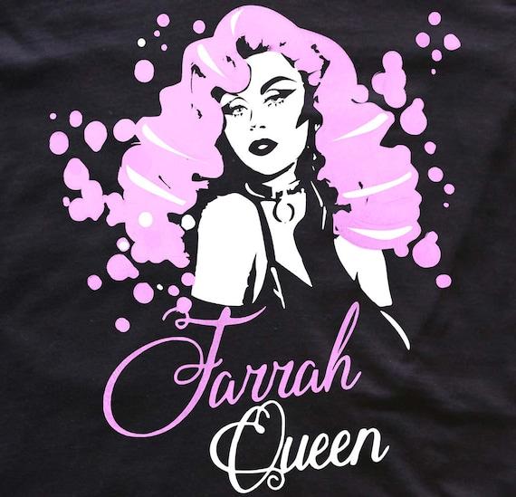 Farrah Moan -  Rupaul's Drag Race T-Shirts / dress/ tops/ tote bag