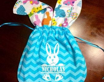 Custom Bunny Ear Bag