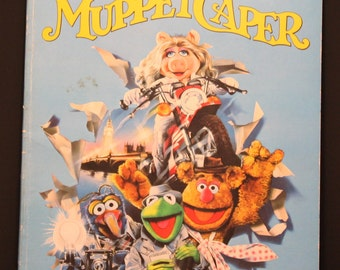 The Great Muppet Caper Storybook Based on the Movie