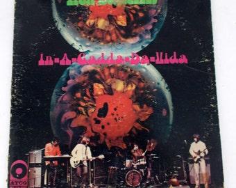 Iron Butterfly In A Gadda Da Vida Vinyl LP Record Album Atco SD 33-250
