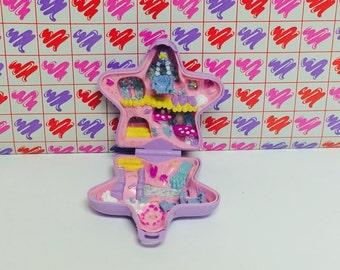 Polly Pocket Fairy Fantasy AKA Polly's Fairy Glade, Bluebird Toys 1992
