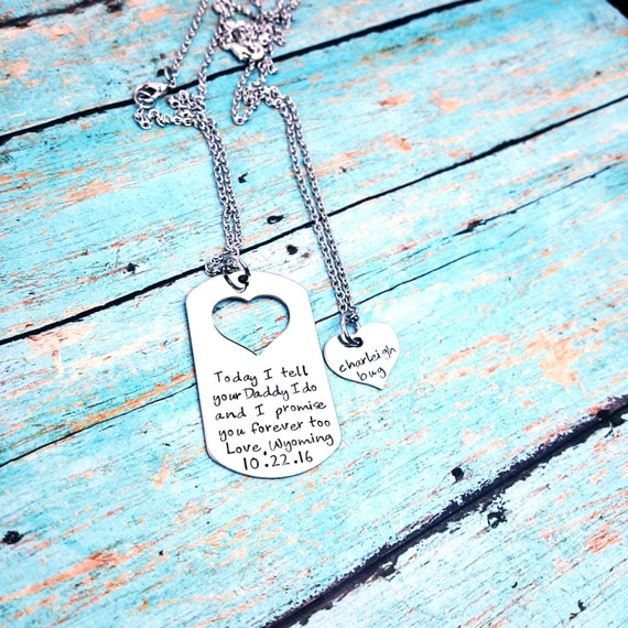 Childrens Wedding Gifts: Personalized Gift Wedding Wedding Gift For Step Children