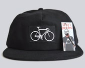 Bike Snapback Hats. Snapback Caps Mens Hats Baseball Caps by Ben Prints Available in Khaki Black Or Blue.