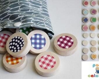 Wooden Memory Game | Memory Game | Wooden Matching Game | Matching Game | Wooden Toys | Safe Toys | Wooden Games | Toddler Games