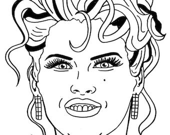 Anna Nicole Smith tee