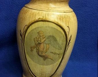 F R Rolfe Vase