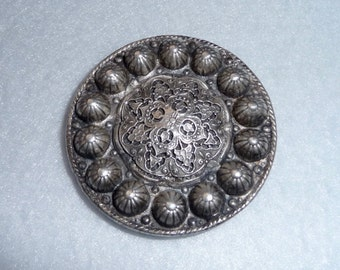 Pendant or Brooch. Finland. Vintage.
