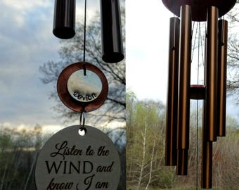 Top Selling 26 inch Memorial Wind Chime Cyber Sale In Memory Of Gift After Loss Wind Chime Loved One Christmas Memorial wind ch