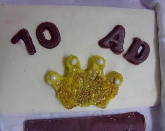 70 AD Candy Bar-A Sweet Treat