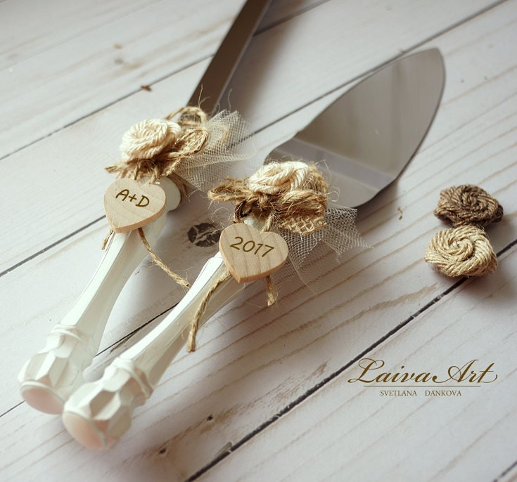 wedding cake knife cake server set amp knife rustic wedding cake cutting set 23004