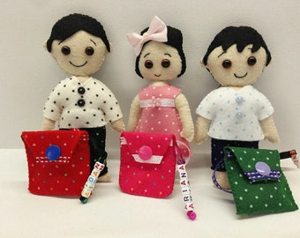 Tooth Fairy Dolls