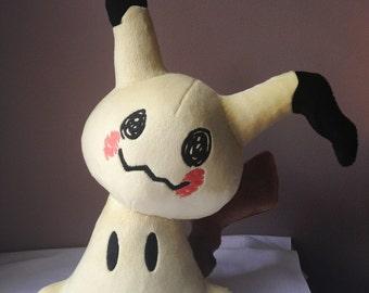 Mimikkyu Mimikyu Handmade Pokemon Plush *MADE TO ORDER*