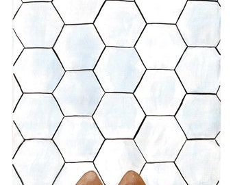 From Where I Stand - Hexagon