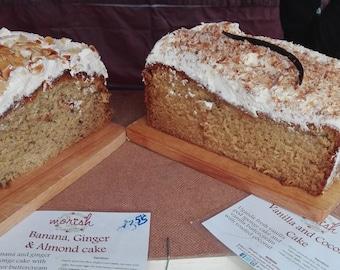 Gluten Free Sponge Cakes