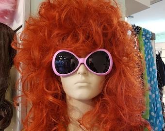 Wig Peggy Bundy, Big Hair, custom, drag