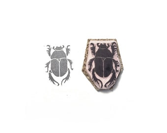 Beetle Stamp | 021118