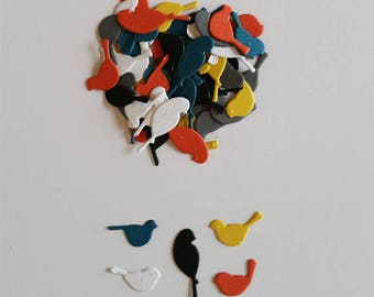Birds Die Cuts- New Color Set Now Available