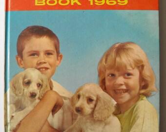 Jack And Jill Annual 1969 Hardback