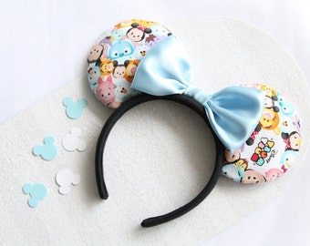 Tsum Tsum Mouse Ears, Tsum Tsum Minnie Mouse Ears, Tsum Tsum Minnie Ears, Mouse Ears, Minnie Mouse Ears, Minnie Ears, Tsum Tsum