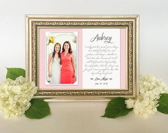 Sister Gift, Unique Sister Gift, Sister Gift In Law, Best Sister Gifts, Best Friends, Maid Of Honor, Bridesmaid, Picture Frame