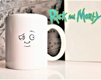 Rick and Morty | Lil' Bits - 11oz Coffee Mug