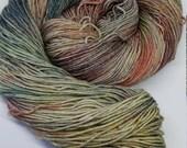 Desert Sands - Platinum Sock Yarn - Superwash Merino + Nylon - 75/25