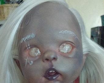 Fantasy Alternative Gothic Horror Reborn Baby Toddler Painted Kit ONLY Custom Made to Order OOAK