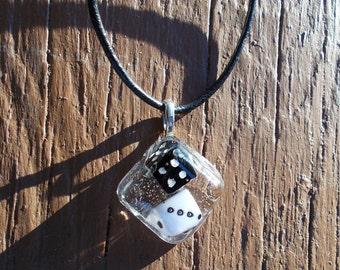 Mini Dice necklace