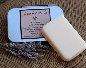 Lavender Lotion Bar, Natural Moisturizer, Homemade Lotion, Natural Lotion, Lavender Body Care, Natural Skin Care, Solid Lotion Bar