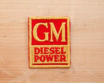 Vintage GM Patch
