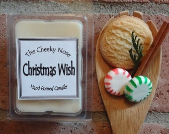 Butter Cookie Melts, Christmas Wish Melts, Butter Cookie Tarts, Christmas Tarts, Soy Melts, Soy Tarts, Scented Melts, Scented Tarts, Tarts