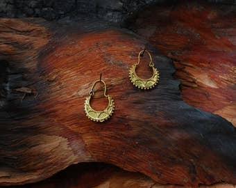 Small earrings - ear jewelry