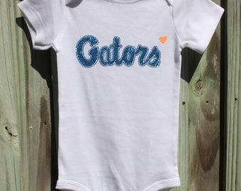 University of Florida Gators Bodysuit