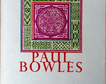 "Paul Bowles, ""Collected Stories"", 1979 Paperback"