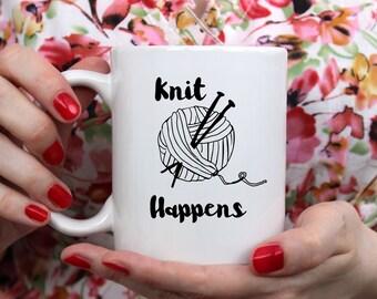 Knitting Mug/Gift for Knitters