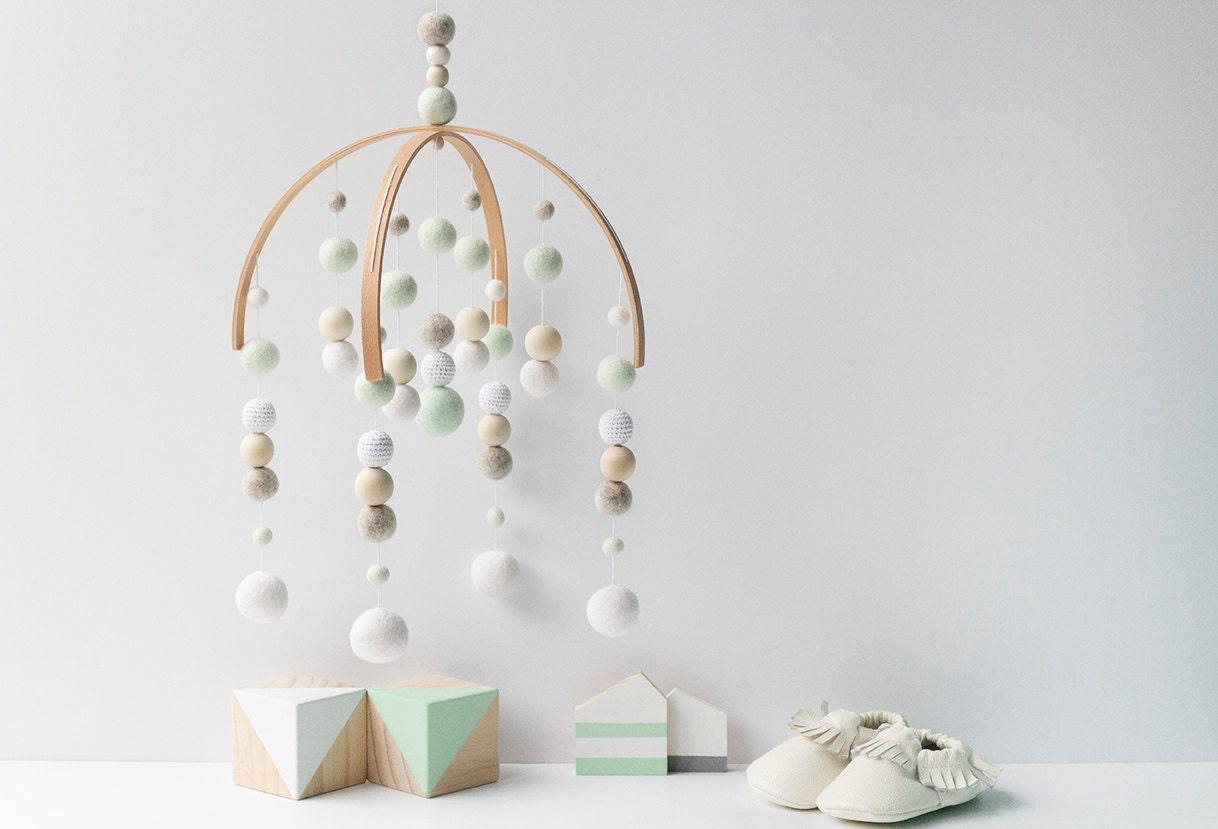 White nursery chandelier ideas100 chandelier mobile baby 100 chandelier mobile baby chandelier mobile serenity 1 lig arubaitofo Image collections