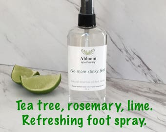 Foot deoderizer | foot refresher | foot spray