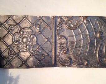 Tin Ceiling Tile Piece