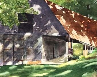 Deavor House Barn