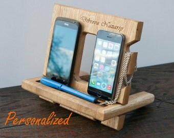 iphone 7 station,Phone accessories,Docking Station,dock for charger, electronics stand, modern stand,Iphone dock station,rustic home decor