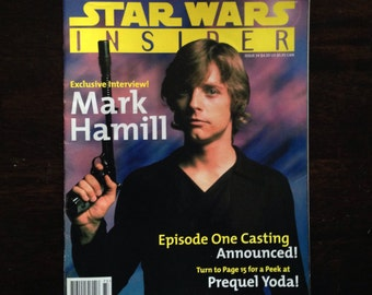 Stars Wars Insider Magazine Issue 34