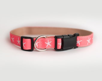 Sandy Neck Starfish Collar