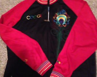 Coogi jacket size XXXL, magnificent colors
