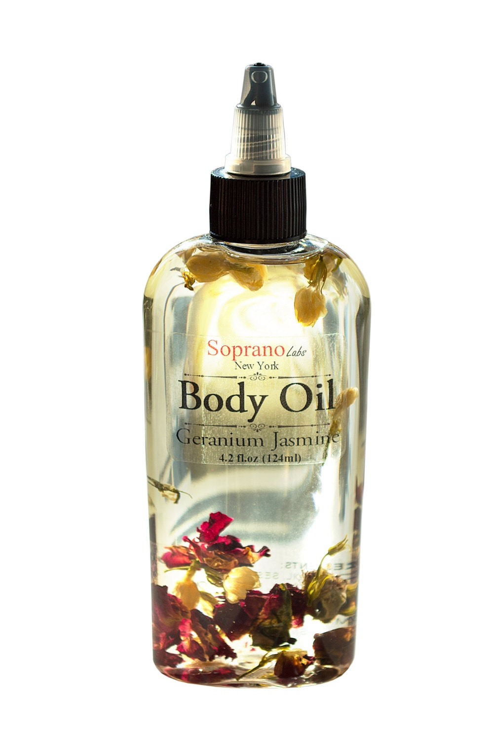 Aphrodisiac Body Oil All Natural Spa Massage Infused With-3653