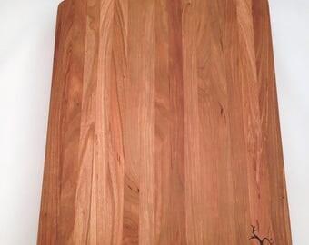 Butcher block style cutting board CB4165