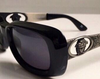 GIANNI VERSACE 80s vintage sunglasses