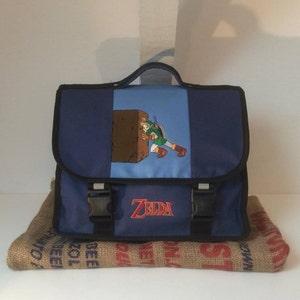 Vintage 90's Zelda School Bag