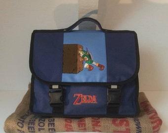 Vintage sac de Zelda l'école des années 90