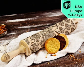 Details 3 in 1 - Big rolling pin
